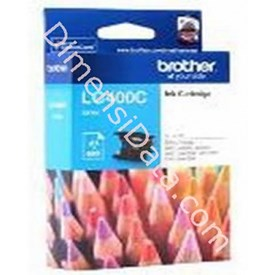 Jual Tinta / Cartridge BROTHER Cyan Ink  [LC-400 C]